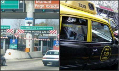 Aumentan los taxis, garajes y peajes