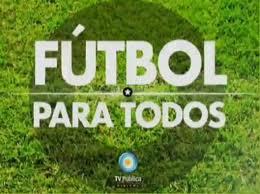 """Transfieren 205 millones de pesos más para """"Fútbol para Todos"""""""