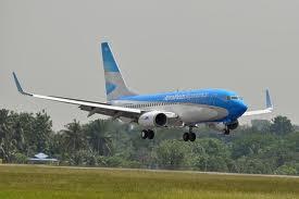 Avion de Aerolineas Argentinas casi colisiona con otro de Lan en pleno vuelo