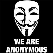 Anonymous atacó el sitio del gobierno británico