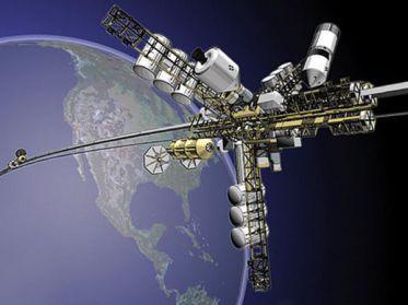Video: Aseguran que el ascensor lunar podría estar listo en 2020