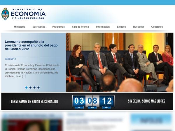Argentina canceló el Boden 2012 y puso fin a la deuda que dejó corralito