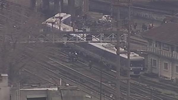 Descarriló un tren en Retiro,35 heridos.