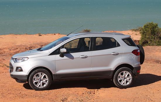 Ford presentó la nueva Ecosport global