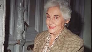 Murió la actriz Floria Bloise