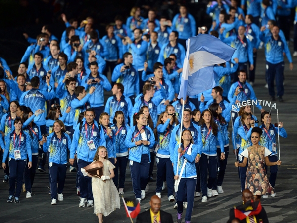 Cuánto dinero reciben los atletas argentinos por competir en los Juegos Olimpicos