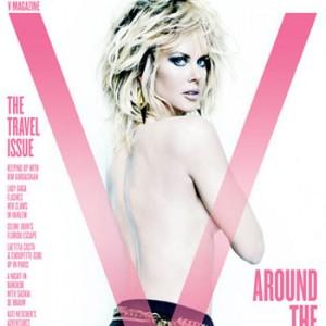 Nicole Kidman en V Magazine
