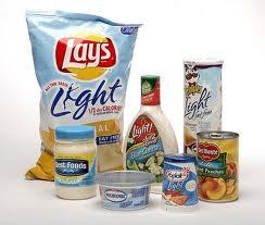 ¿Es lo mismo un producto light que uno dietetico?