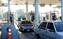 Liberan todos los peajes en accesos a Capital y rutas nacionales por tiempo indeterminado