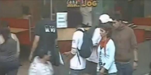 Video: Así roban en pleno centro de Mendoza