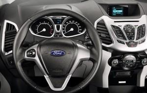 Ford presentó la Ecosport global y anticipa cuándo llegará al país