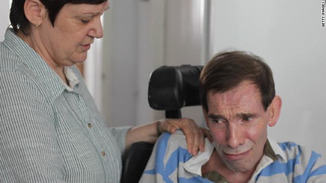 Muere Tony Nicklinson, el tetrapléjico que pedía la eutanasia