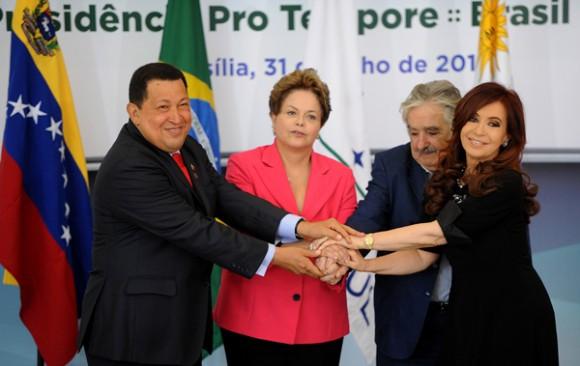 Advierten al Mercosur sobre los problemas de derechos humanos en Venezuela