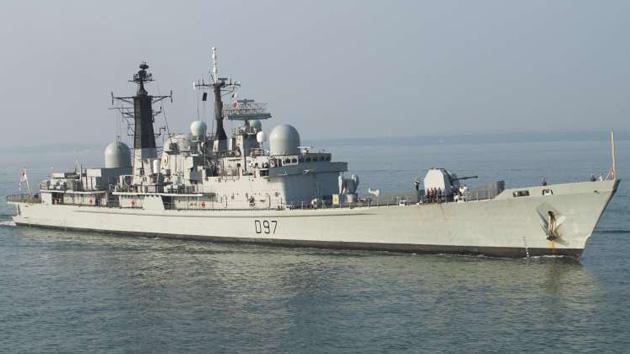 Cameron se anticipo al discurso de Cristina con el envío de un buque de guerra al Atlántico