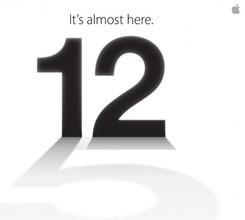 Apple presenta el iPhone 5