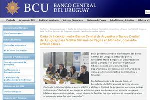 Uruguay y Argentina acuerdan un sistema de pagos para evitar el cepo al dolar