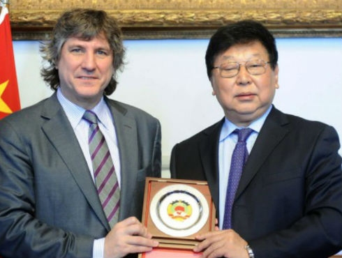 Fuerte respaldo de China a la Argentina