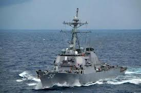 Estados Unidos envió buques de guerra a Libia