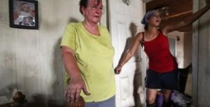Perdió cinco casas en cinco huracanes distintos