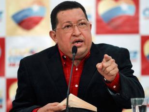 Chávez admitió que pensó en elegir un sucesor por su grave enfermedad