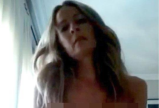 Una concejala española protagonizó video porno y desató un escándalo