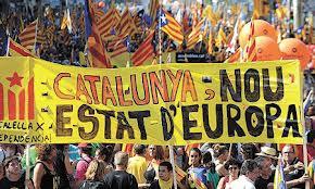 El Parlamento catalán aprobó poner en manos del pueblo la decisión sobre su independencia.