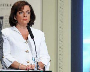 Garré dijo que ella no niega que haya delitos y critica a los medios y a Macri