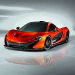 El nuevo McLaren P1