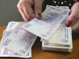Crecieron 48,6% los depósitos a plazo fijo en pesos en la última semana de agosto