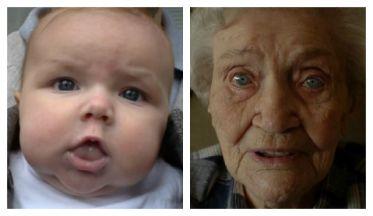 Video: El cambio del rostro humano en 100 años en 150 segundos