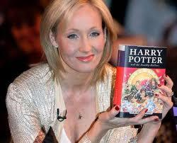 El nuevo libro de la autora de Harry Potter