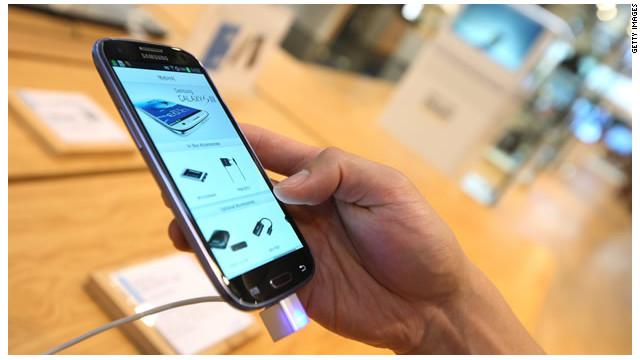 El Samsung Galaxy S4 saldrá en febrero