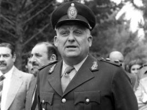 Murió el dictador Albano Harguindeguy