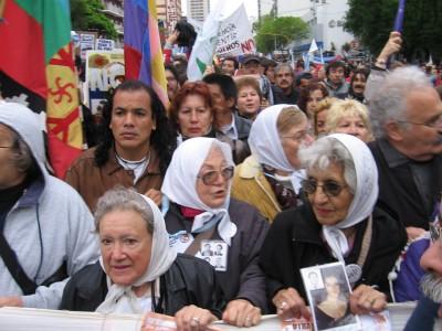 Abuelas de Plaza de Mayo nominadas al Premio Nobel de la Paz