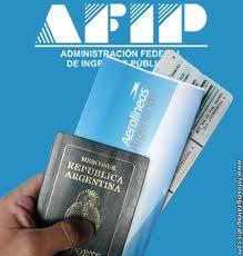 La AFIP no pedirá datos de las personas que viajen al exterior