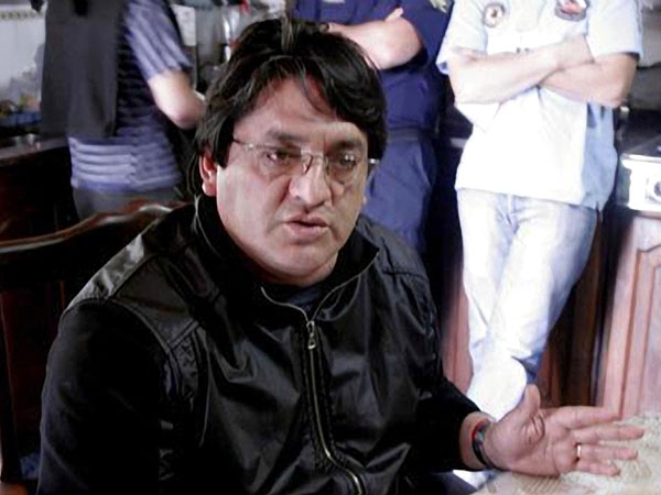 Apareció vivo Alfonso Severo