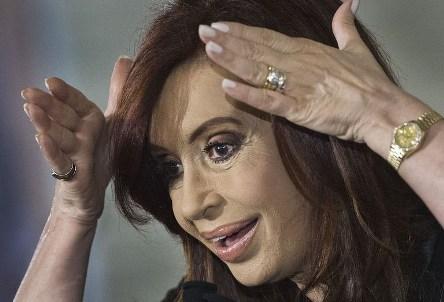Cristina pidió una solución urgente de la crisis con Prefectura y Gendermería