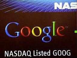 Fuerte caída de Google (perdió 10% en 10 min.) sacude a Wall Street