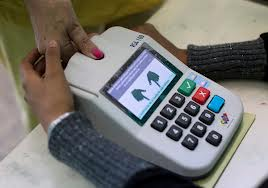 Como son las maquinas de votacion en Venezuela