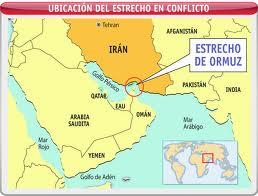 Irán tendría diseñado un plan para provocar un desastre ambiental en el Estrecho de Ormuz
