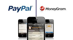PayPal y MoneyGram llegan a un acuerdo por el cual no es necesario tener tarjeta de credito o cuenta bancaria