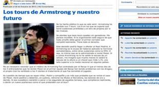 Acusan a Messi de doping