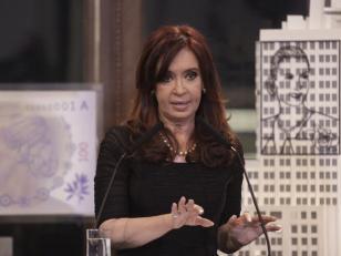 """Cristina reiteró que estará """"en el lugar que le toque"""""""