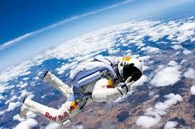 Red Bull gana 100 millones de euros con el salto estratosférico
