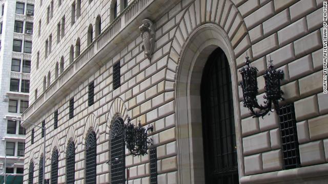 Un hombre que planeaba volar la Reserva Federal de Nueva York, fue detenido