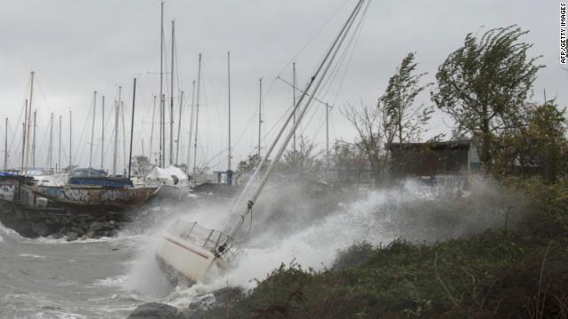 Huracan #Sandy: 60 millones de personas podrían quedarse sin energia electrica