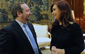 Cristina designó a Sabbatella en el Afsca y ratificó que el 7 de diciembre habrá desinversión de medios