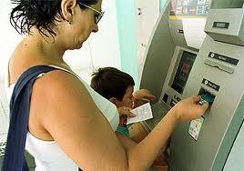 Inflación ?? Suben el límite de extracción en cajeros automáticos