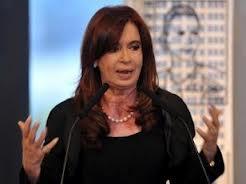 El 66% de los argentinos cree que Cristina pierde el control