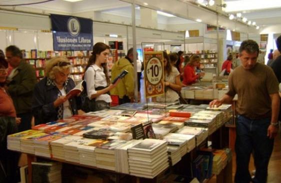 Feria del Libro en Mar del Plata